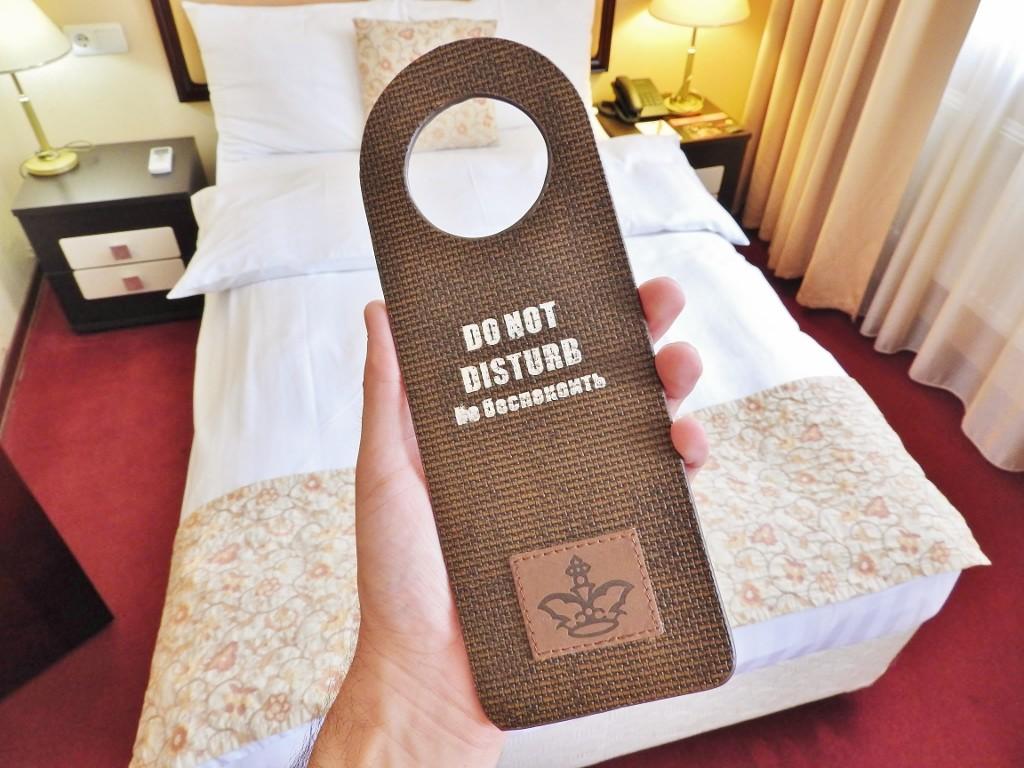 Основные услуги в гостиницах
