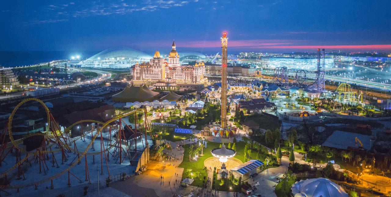 Развитие гостиничного бизнеса России — престиж городов