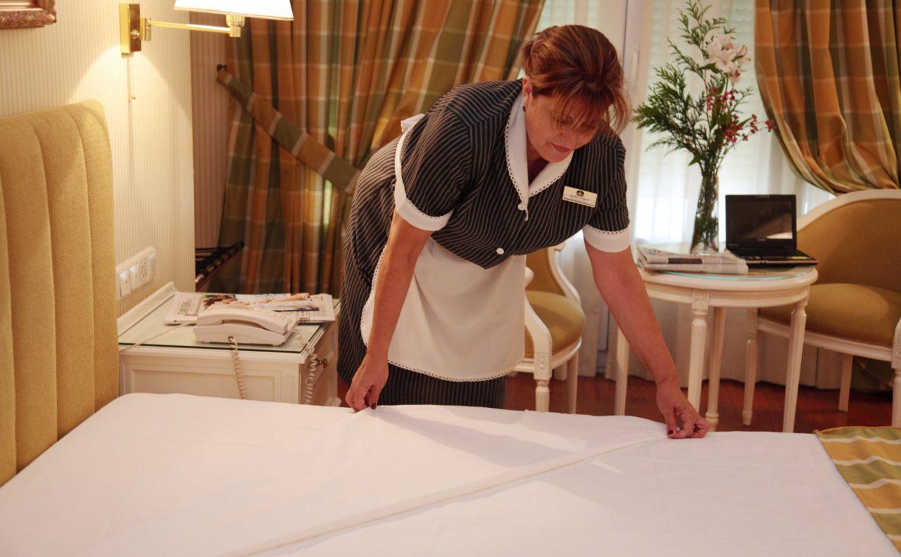 Как правильно организовать работу гостиницы: горничные