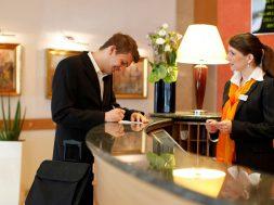 Бытовые услуги в гостинице