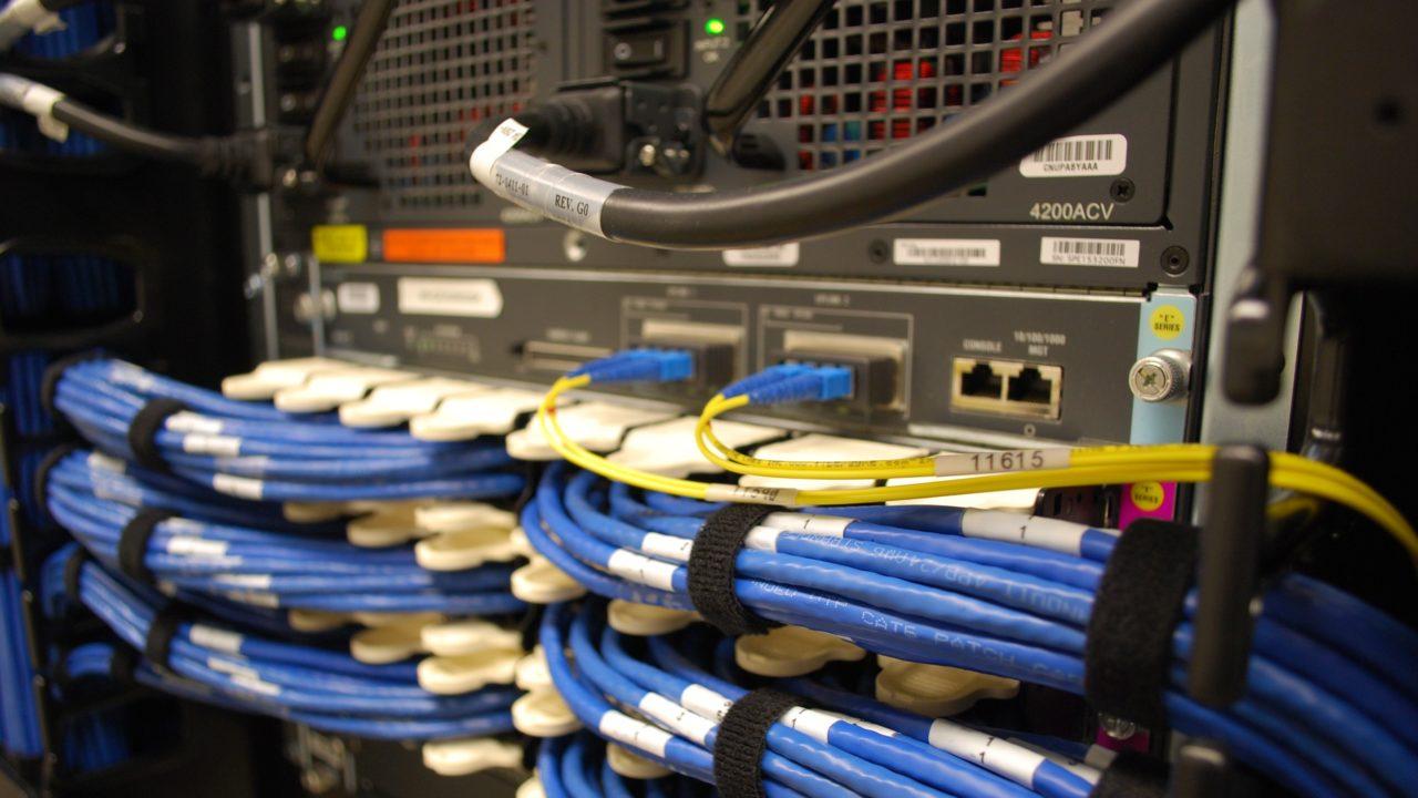Телекоммуникационные услуги в гостинице — администрирование сети