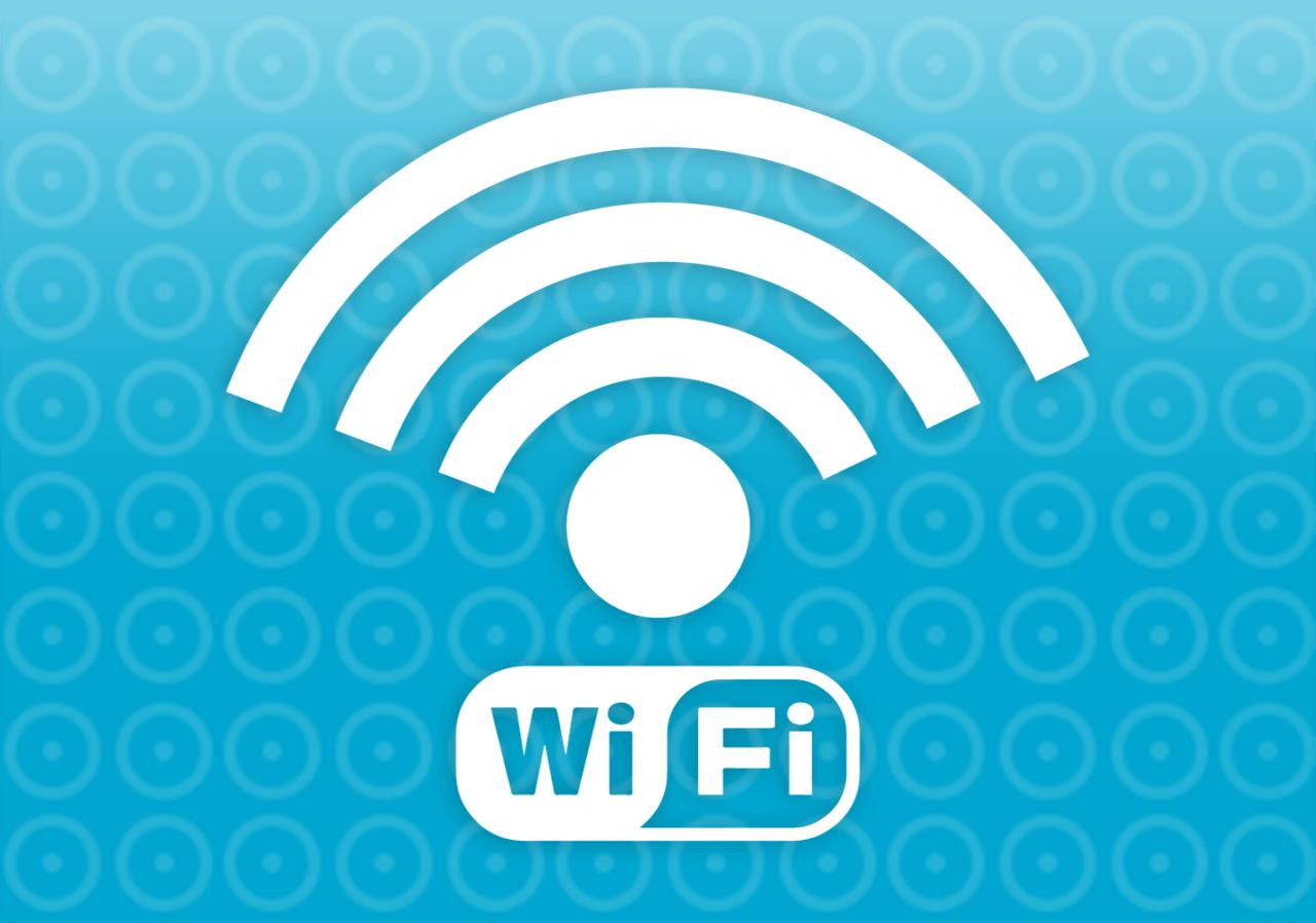 Телекоммуникационные услуги в гостинице — wi-fi