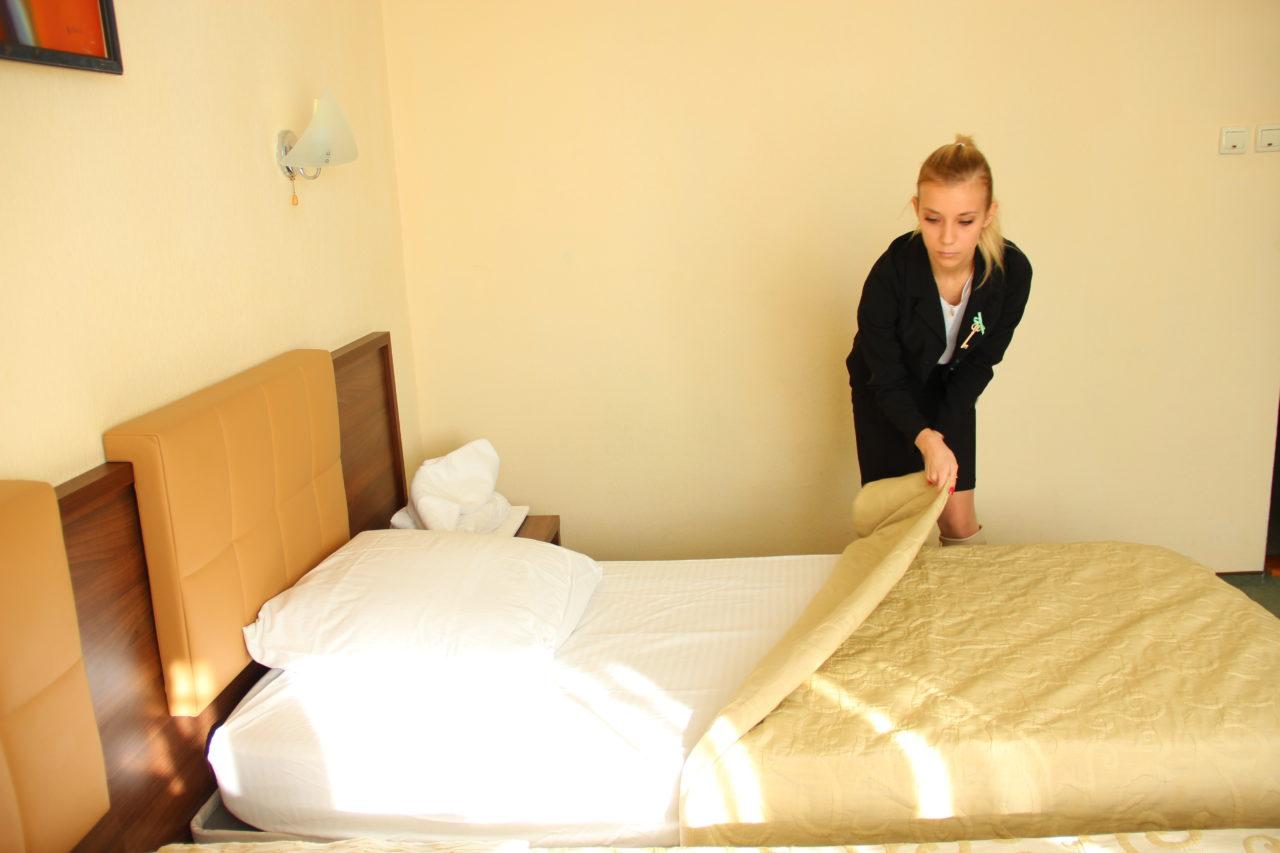 Основные и персональные услуги в гостинице