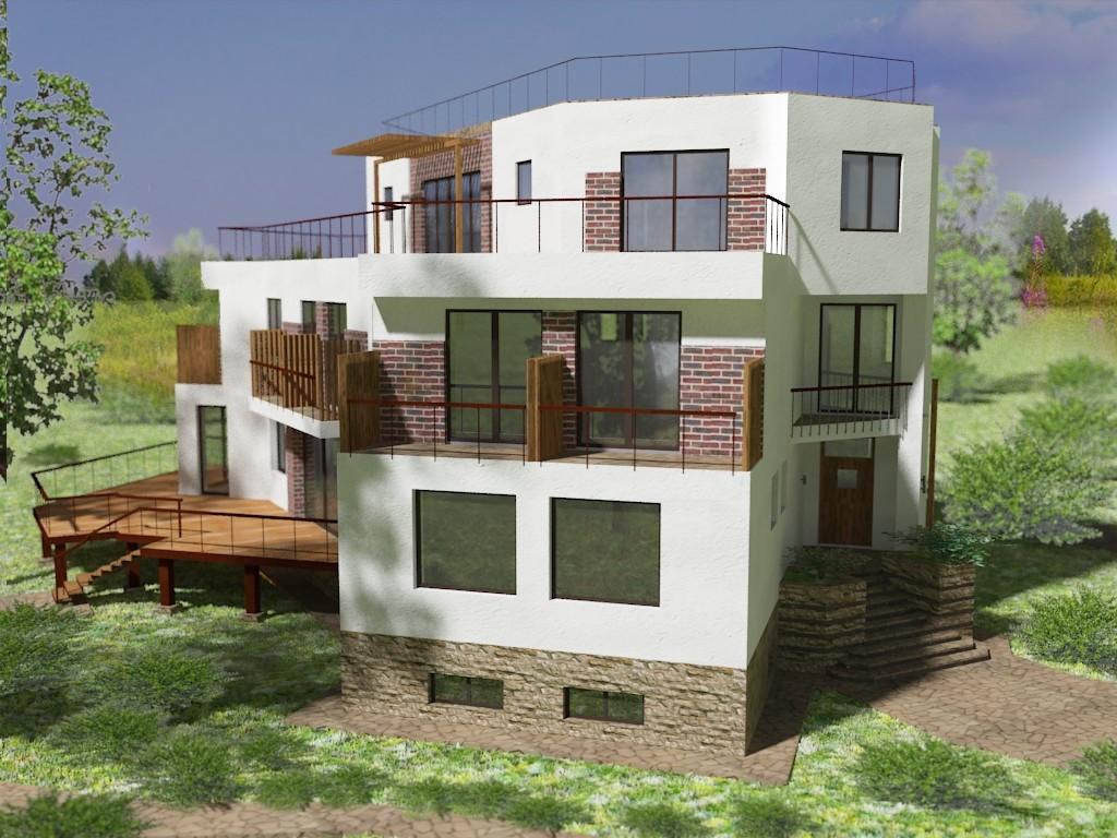 Проекты мини-гостиниц на море: новейшие тенденции строительства