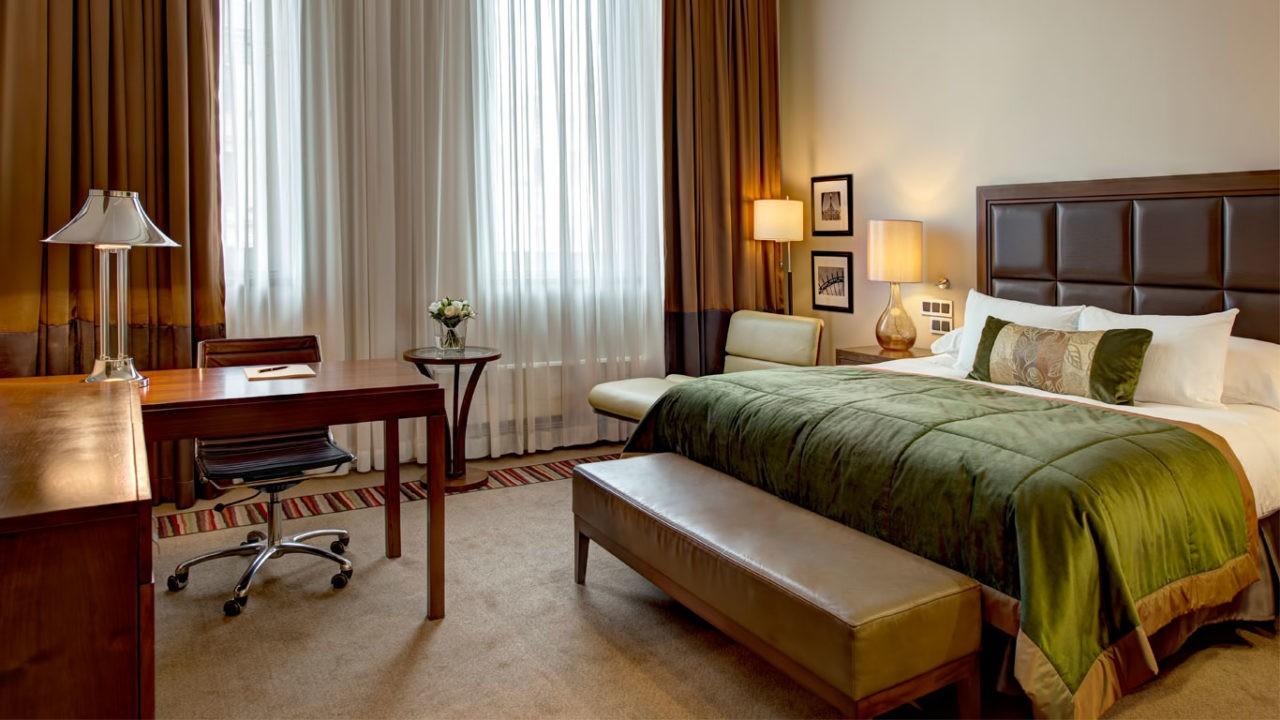 Российский гостиничный бизнес по франшизе