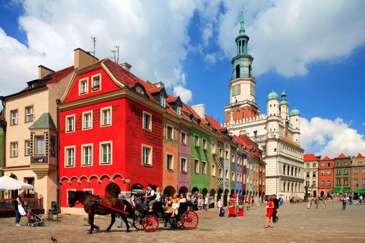 Клиенты и персонал польских отелей