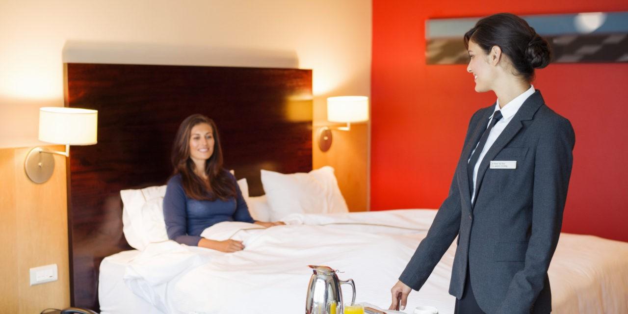 Индивидуальные услуги в гостинице