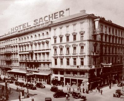 Пару слов об отеле «Захер»