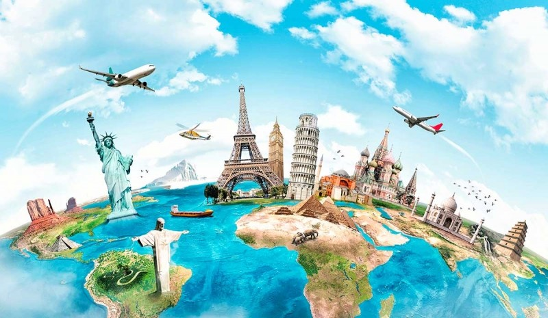 Туризм: раньше и сейчас