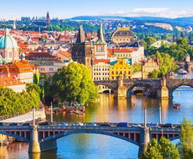 Отдыхаем в Чехии