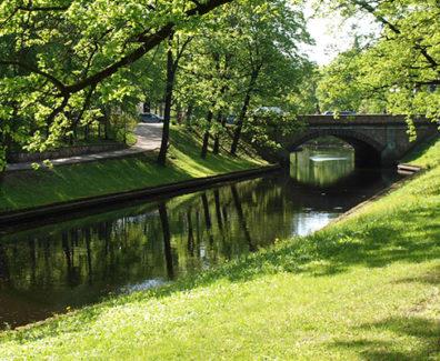 Легенды Риги: Верманский парк
