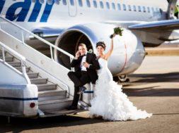 Свадебное путешествие без лишних хлопот