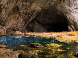 Капова пещера в Башкирии