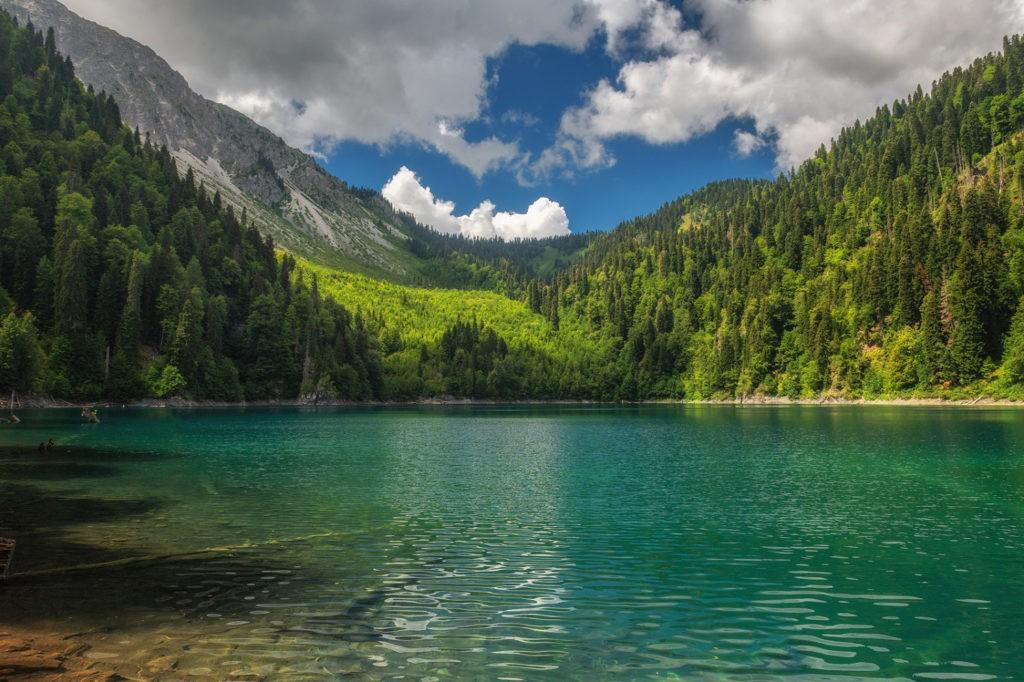 Райский уголок - Абхазия